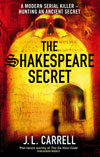 Omslag till The Shakespeare secret