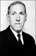 H P Lovecraft 1934