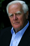 John le Carré. Foto Mark Mather
