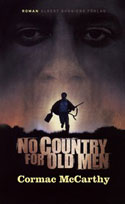 Omslag till No country for old men