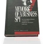 Omslag till Memoirs of a Business spy