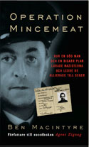 Omslag till Operation Mincemeat