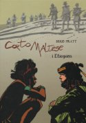 Omslag till Corto Maltese i Etiopien