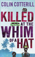 Omslag till Killed at the whim of a hat