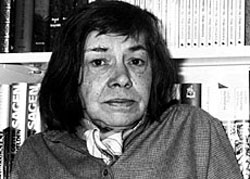 Patricia Highsmith 1981