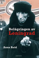 Omslag till Belgringen av Leningrad