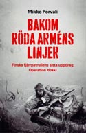 Omslag till Bakom Rda armns linjer