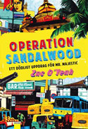 Omslag till Operation Sandalwood