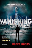 Omslag till Vanishing games