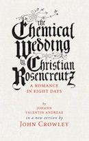 Omslag till den nya The chemical wedding