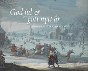 Litteraturbankens jul