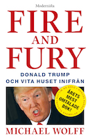 Omslag till Fire and fury
